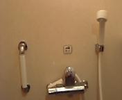 船内シャワー室